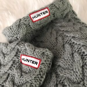 Hunter Wool Socks